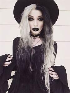 Gruselige Hexe Schminken : 20 witch halloween makeup ideas to try this year halloween pinterest ~ Frokenaadalensverden.com Haus und Dekorationen