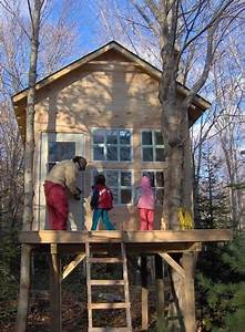 Treehouse  The Place Of Childhood