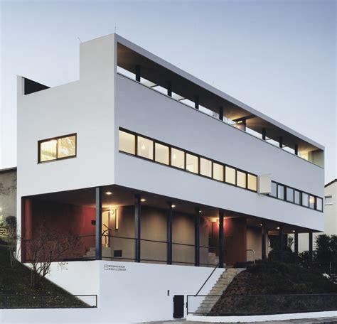 Moderne Häuser Stuttgart by Le Corbusiers Werk Die H 228 User In Der Weissenhofsiedlung