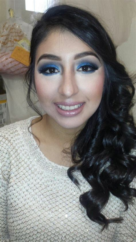 Prom Makeup & Hairstyling Quinceanera Makeup & Hairstyling