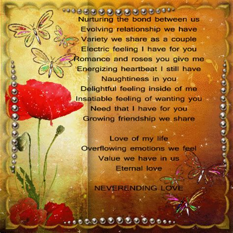 Free Anniversary Poem Picture by Poetry For You Free Poems Ecards Greeting Cards