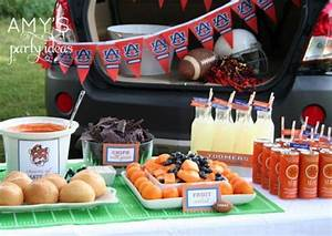 Unforgettable Tailgating Tips, with a Twist Retreat at