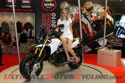Piaggio Rocks Intermot Bike Fair