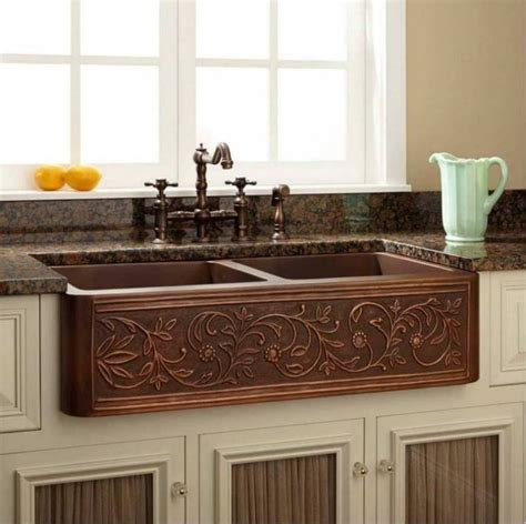 country style kitchen faucets farmhouse kitchen sink quicua