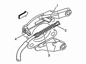 Emergency Brake Cable Replacement  How To Replace