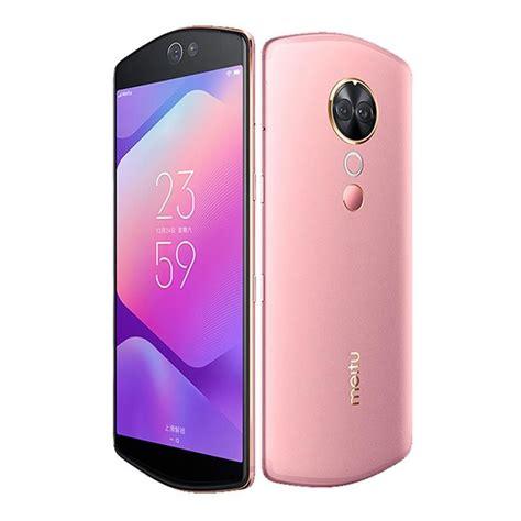 MEITU M8 DECA CORE 4GB+64GB Android Phone (Sakura Pink) in ...
