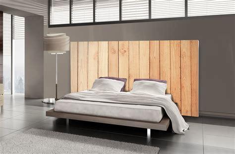 lambris pour chambre tête de lit bois motif lambris sapin mds