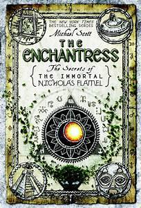 Books The Enchantress Michael Scott