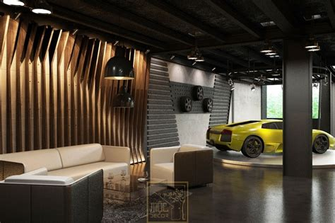 Office & Showroom Of Jaguar Luxury Car