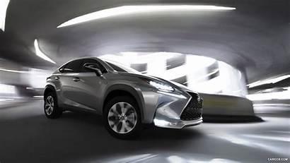 Lexus Nx 200t Side Caricos