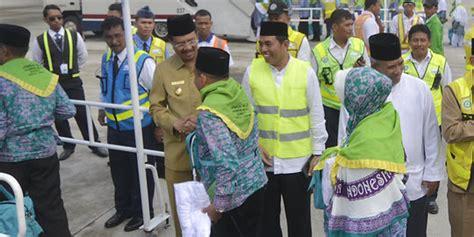 Aborsi Kendal 46 Calon Haji Sumut Yang Terkendala Visa Diterbangkan 17