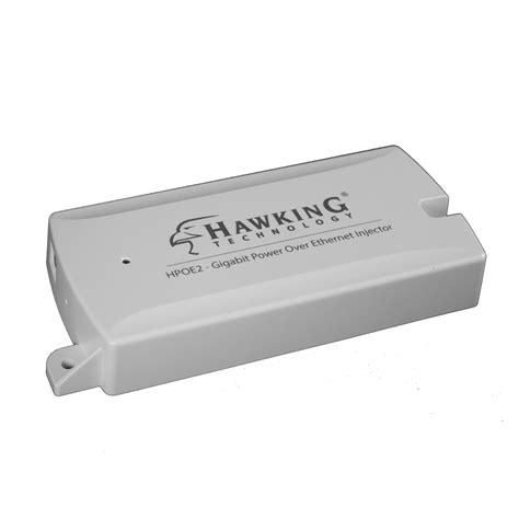 Hpoe Gigabit Power Over Ethernet Poe Injector Kit