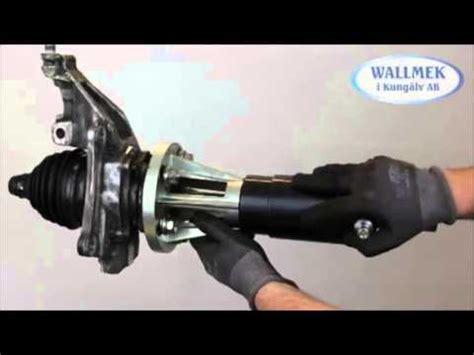 W1090-30 Aandrijfas uitdruk gereedschap - YouTube
