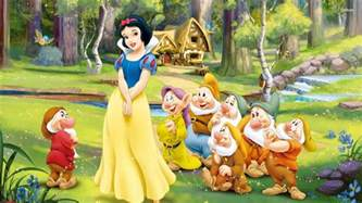 www edible story of snow white and the seven dwarfs