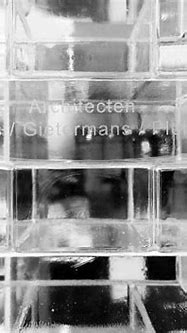 GLASS BRICK DETAIL - CHANEL AMSTERDAM BY MVRDV. Glass ...