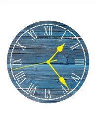 wooden wall clock  jaipur