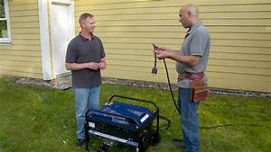 How To Install A Manual Transfer Switch For A Portable