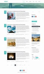 Free Agency Web Template