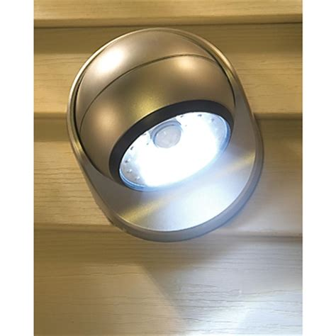 fulcrum battery powered 6 led porch light 176283 home