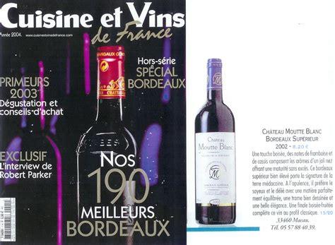 cuisine et vin de cuisine et vin de vin de la revue duvin de