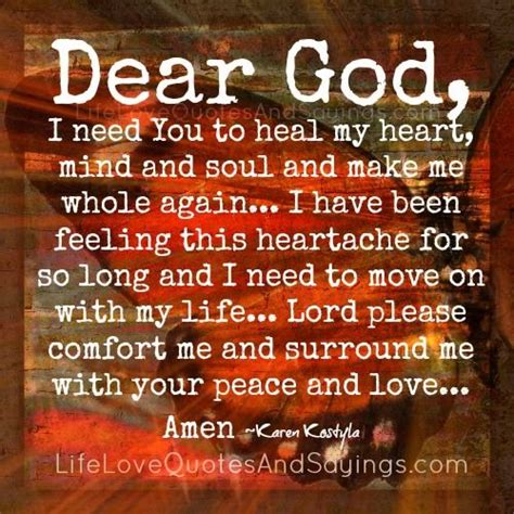 Heal My Soul Quotes