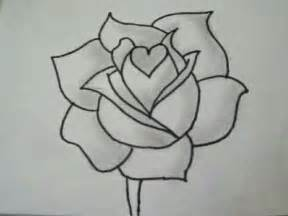 How to Draw Cool Roses