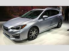 2017 Subaru Impreza hatch and sedan gallery photos