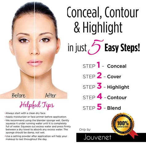 What Makeup Can You Use To Contour Onvacations Image