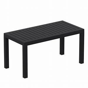 Mobilier Jardin Pas Cher : table jardin plastique leclerc uteyo ~ Dailycaller-alerts.com Idées de Décoration