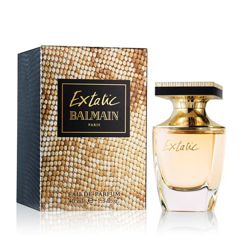 balmain extatic eau de toilette balmain extatic eau de parfum 40ml feelunique