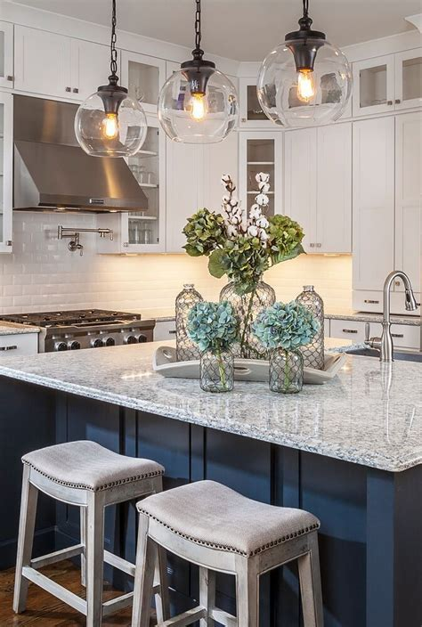decorate kitchen island gorgeous home tour with designs globe