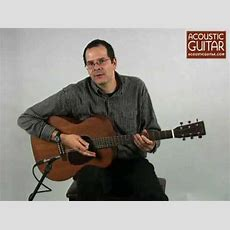 Acoustic Guitar Review  Martin 00015 Youtube