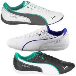 Mercedes amg petronas motorsport and puma are pushing the boundaries of innovation in sport and fashion. Puma MERCEDES AMG Men's Sneakers Shoes Motorsport Trainers ...