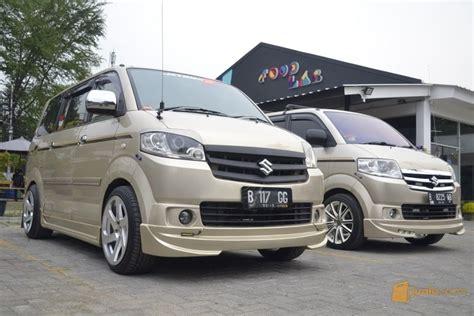 Modifikasi Suzuki Apv Luxury by Kumpulan Modifikasi Mobil Apv Arena 2018 Modifikasi Mobil