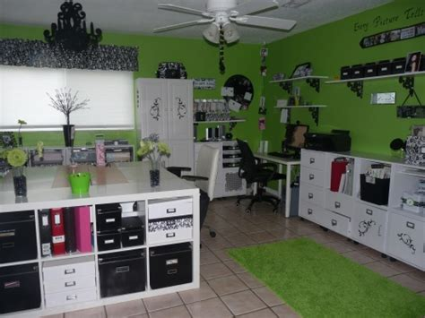 Winners Of The Craft Room Makeover Contest!  Think Crafts