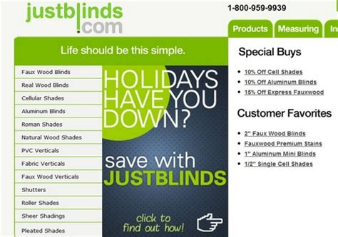 Just Blinds Coupon 2017