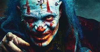 13 scary clown to this