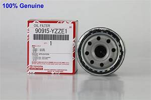 Toyota Genuine Oil Filter 90915