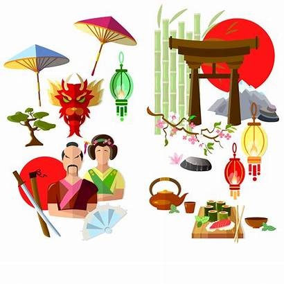 Culture Clipart Russia Japan Transparent Clip Japanese