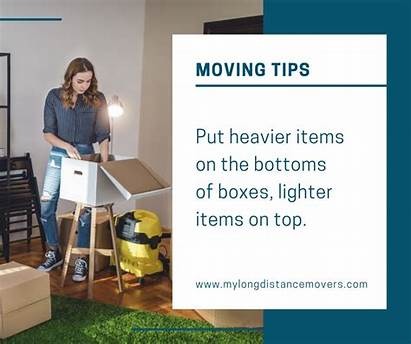 Moving Packing Move Distance Movers Companies Yourself