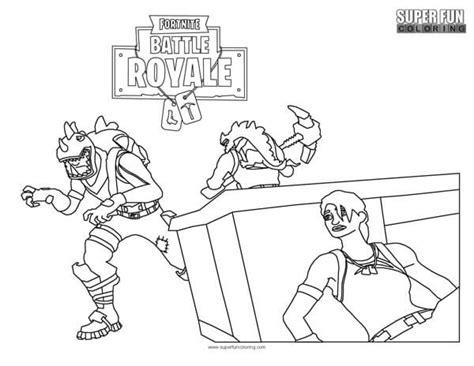 disegni da colorare fortnite lama fortnite coloring pages rex page sweet