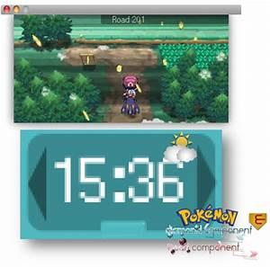 Pokemon diamond and pearl remake ''Road 201'' by Loren ...