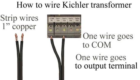 kichler transformer wiring diagram kichler transformers and manuals