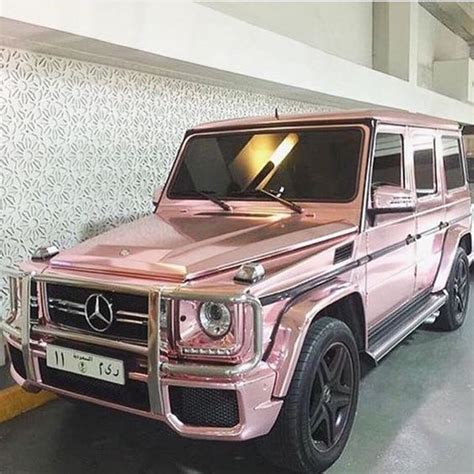light pink jeep pink chrome mercedes pictures photos and images for