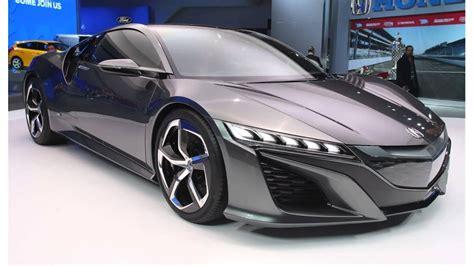 Honda Make Acura by Honda Acura Nsx 2016 2017 2018