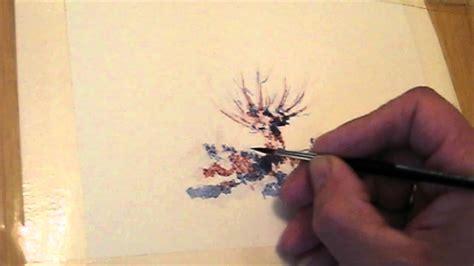 aquarell malen youtube