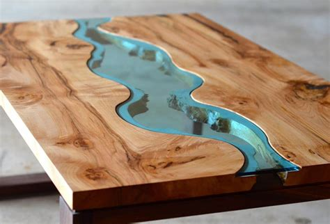 live wood coffee table the awe inspiring river collection that will take your