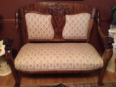 Settee Set by Antique Settee Set Antique Appraisal Instappraisal