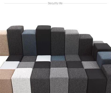 canapé original canapé de design original par le créateur arad