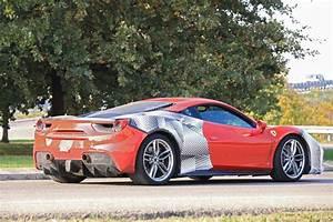 Ferrari 488 Gto : spyshots hardcore ferrari 488 gto caught testing in maranello autoevolution ~ Medecine-chirurgie-esthetiques.com Avis de Voitures